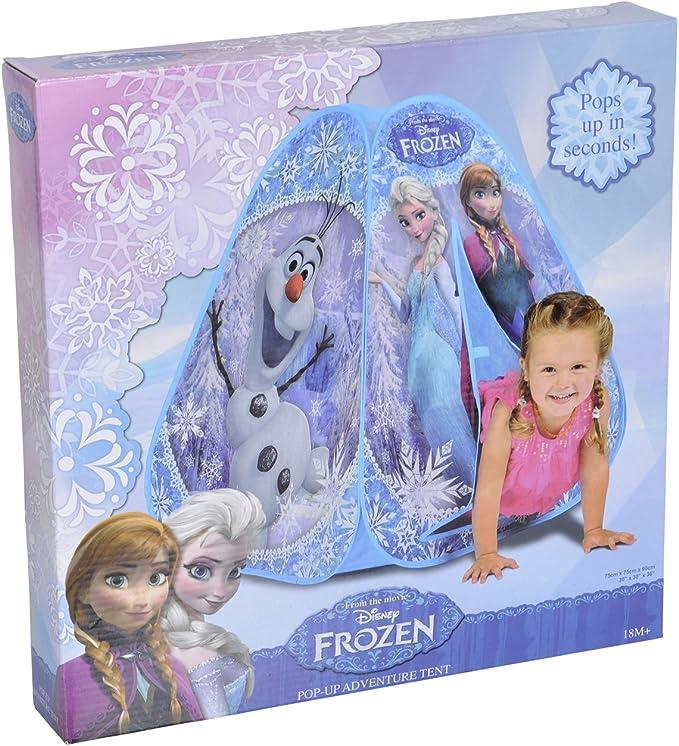 Knorrtoys N6831 Pop Up Zelt Disney Eiskönigin