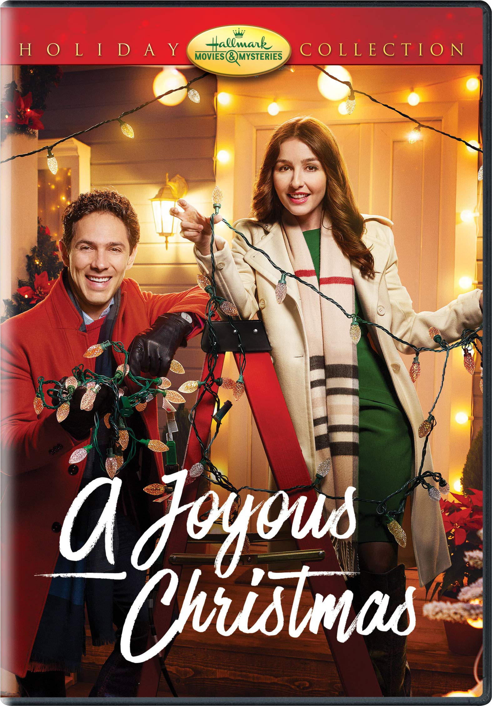 Book Cover: A Joyous Christmas