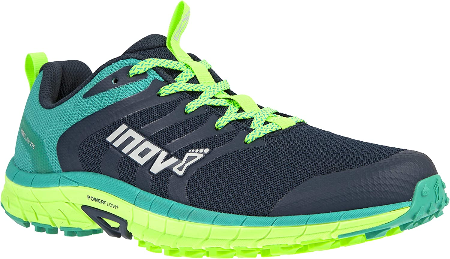 Inov-8 Womens Parkclaw 275 Trail Running Shoe Wide Fit Perfect Shoe to Transition from Road Running to Trail Running