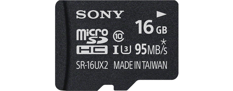 Sony Sr32Uxa Tarjeta Microsd De 32 Gb, 32Gb