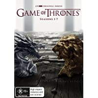 Game of Thrones S1-7 (DVD)