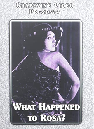 Amazon com: What Happened to Rosa?: Mabel Normand, Hugh