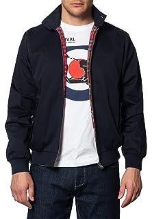 Merc harrington,jacket, cappotto da uomo, blu (blue), medium (taglia produttore: m) amazon blu marino inverno