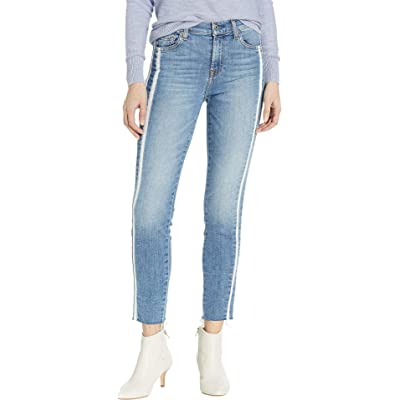 7 For All Mankind Women's Ankle Skinny in Sloan Vintage: Clothing