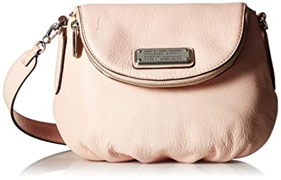7e9c61b9c5c2 Image Unavailable. Image not available for. Colour  Marc Jacobs Marc  Women s New Q Mini Natasha Shoulder Bag Pink Pink (Pearl Blush 175