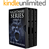 Nightmare Series: Books 1 - 3: Supernatural Suspense with Scary & Horrifying Monsters (Nightmare Series Box Set)