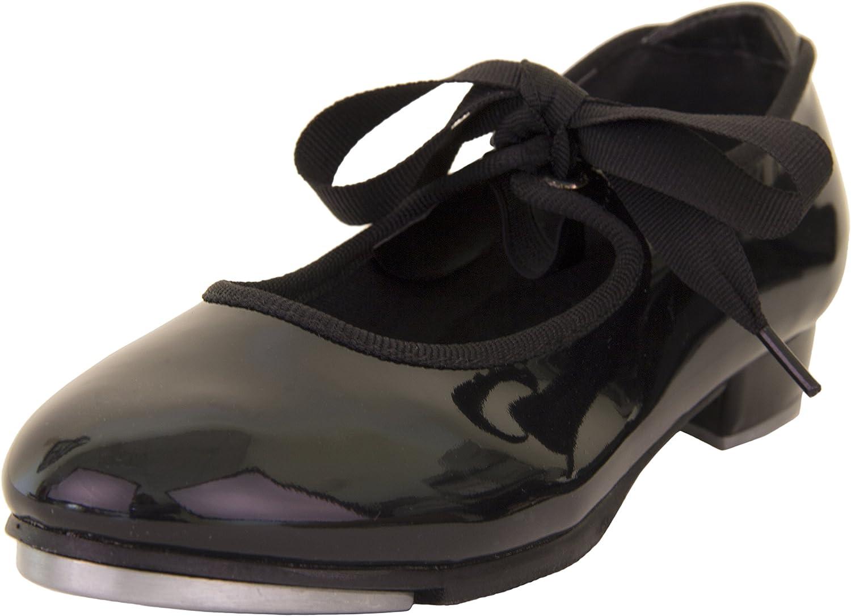 Danshuz Premier Value Black Tap Shoe in Adult Sizes