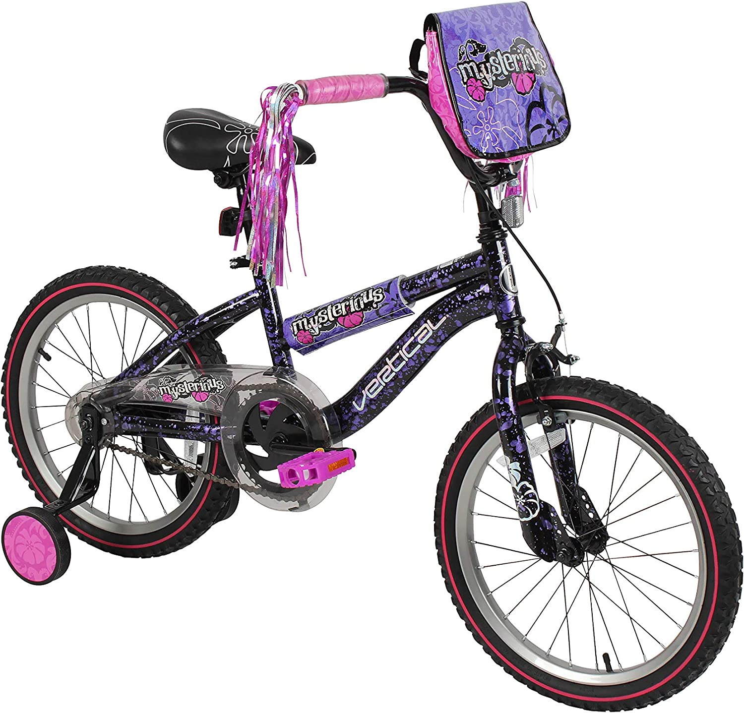 Barbie 18 Bike with Removable Training Wheels