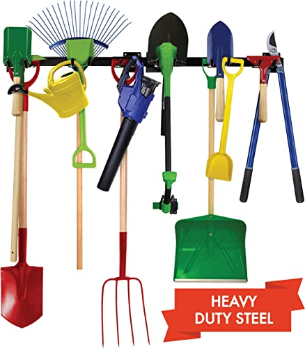Upside Out Garden Tool Organizer