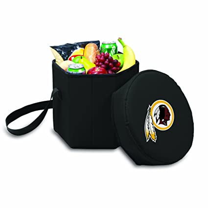 bb4ff55e0 Amazon.com   NFL Washington Redskins Bongo Insulated Collapsible Cooler