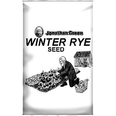 Jonathan Green Winter Rye Grass Seed, 5-Pound : Grass Plants : Garden & Outdoor
