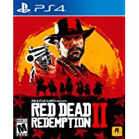 Red Dead Redemption 2 Standard Edition for PlayStation 4 by Rockstar Games