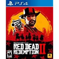 Red Dead Redemption 2 - PlayStation 4 - Standard Edition