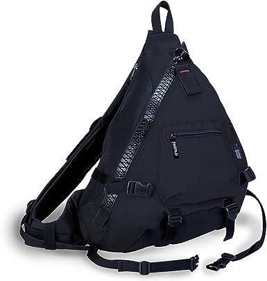 J World New York Hickory Big Zipper Sling Bag