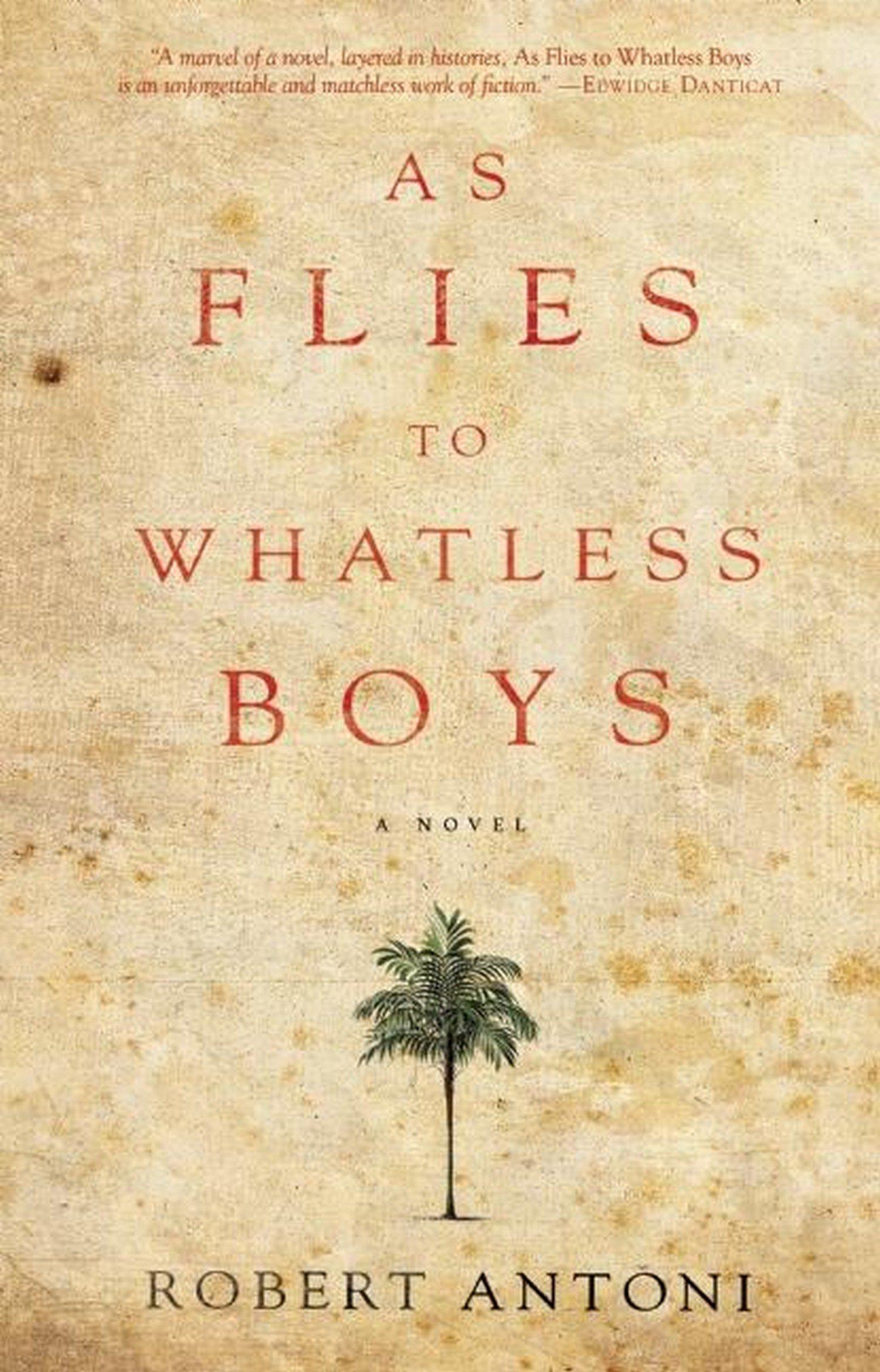 As Flies to Whatless Boys ebook