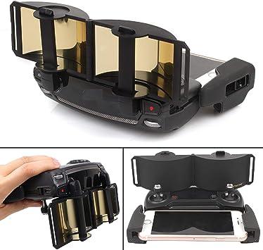 Repetidor de Señal plegable, Antena parabólica, Extensor de Alcance compatible con DJI MAVIC, hasta un 95% de mejora, Amplificador de señal de ...