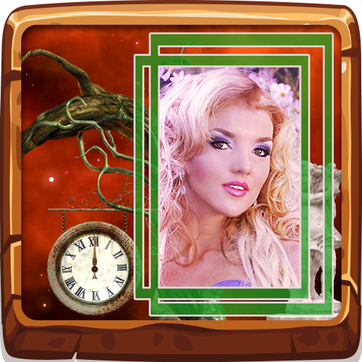Fantasy Photo Frames - Picture App Reflection
