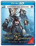 Pirates Of The Caribbean: Salazar's Revenge - 3D BD