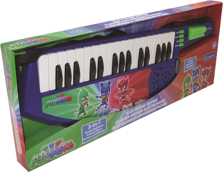 Pj Mask (K280PJM Guitarra Teclado Musical Keytar de los Pijamasks ...