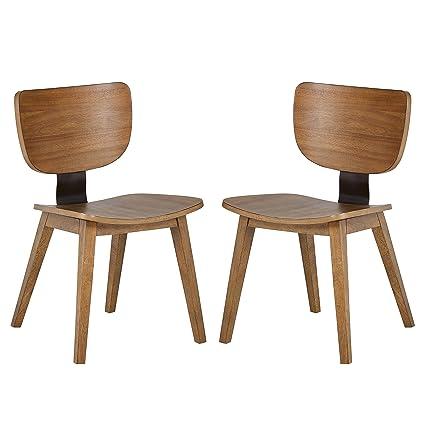 Astounding Rivet Ian Mid Century Modern Industrial Wood Dining Table Storage Brown Spiritservingveterans Wood Chair Design Ideas Spiritservingveteransorg