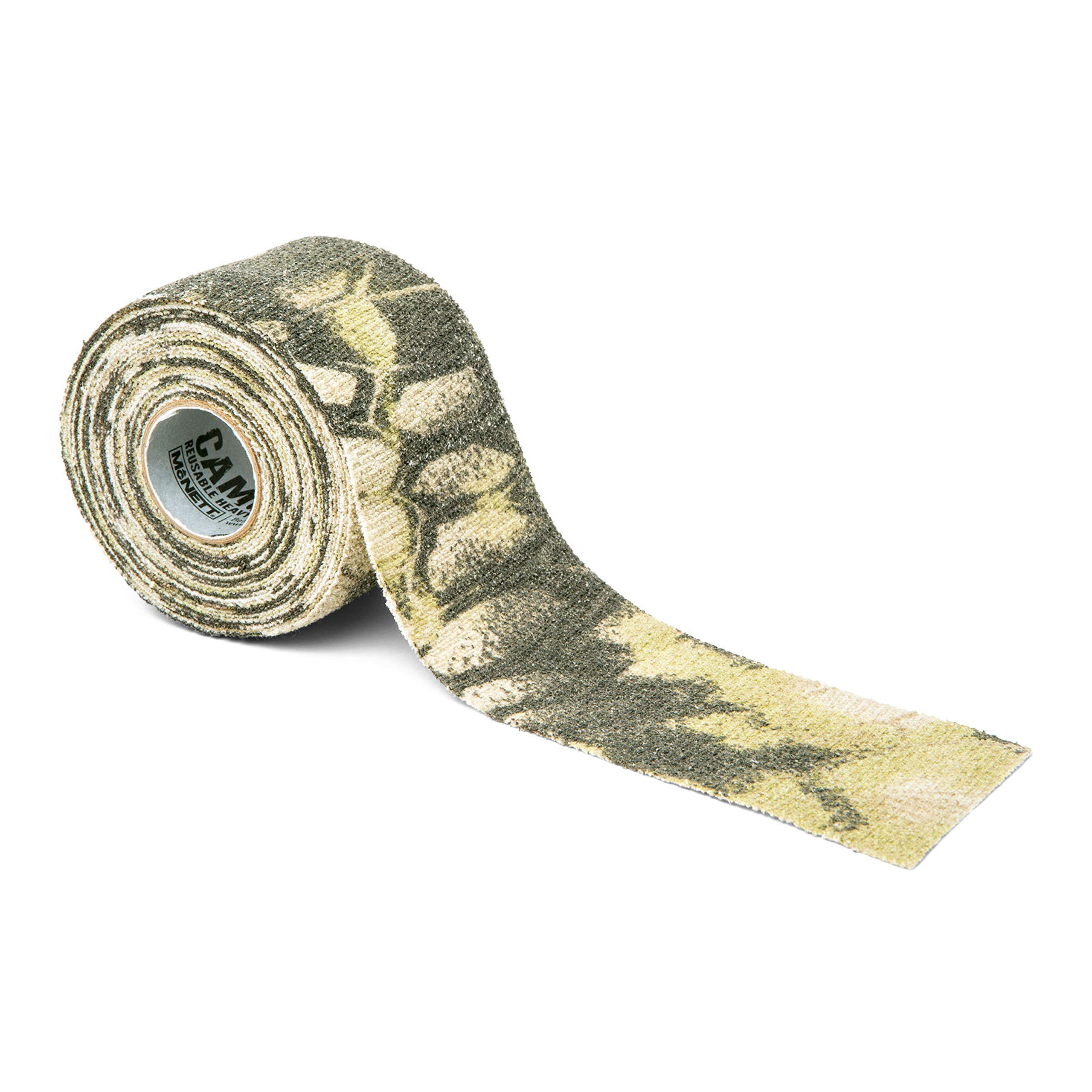 GEAR AID Camo Form Self-Cling and Reusable Camouflage Wrap, Kryptek Highlander, 2'' x 144'' Roll by GEAR AID