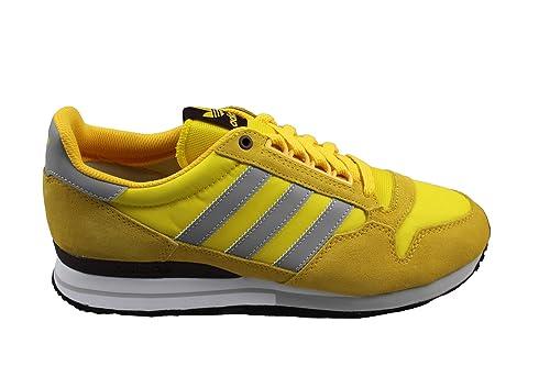 sale retailer 94978 13363 adidas Nuevo ZX 500 OG Retro Zapatillas Trainer - Zapatillas Zapatillas  Amarillo, Color, Talla 48 EU  Amazon.es  Zapatos y complementos