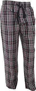 Universaltextilien Herren Lounge-Hose/Pyjama-Hose/Schlafanzughose, Karo-Muster