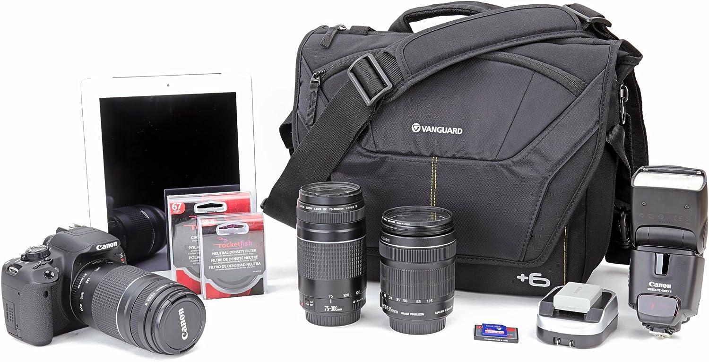 Vanguard Alta Rise 28 - Bolsa Messenger para cámaras, 28 x 11(+6 ...