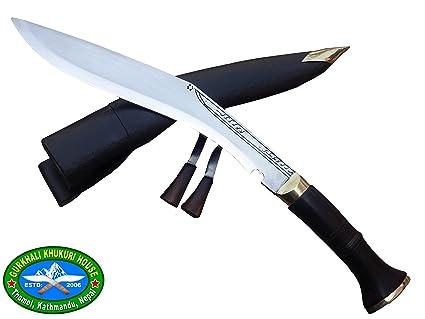 Amazon.com: Gurkha Kukri cuchillo/cuchillos – 13