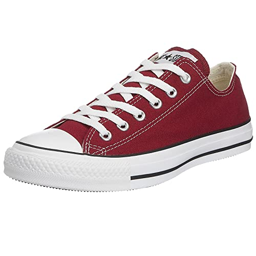 Unisex Adults Chuck Taylor All Star Trainers, Red, 5.5 UK Converse