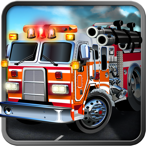 Fire Truck Parking Simulator