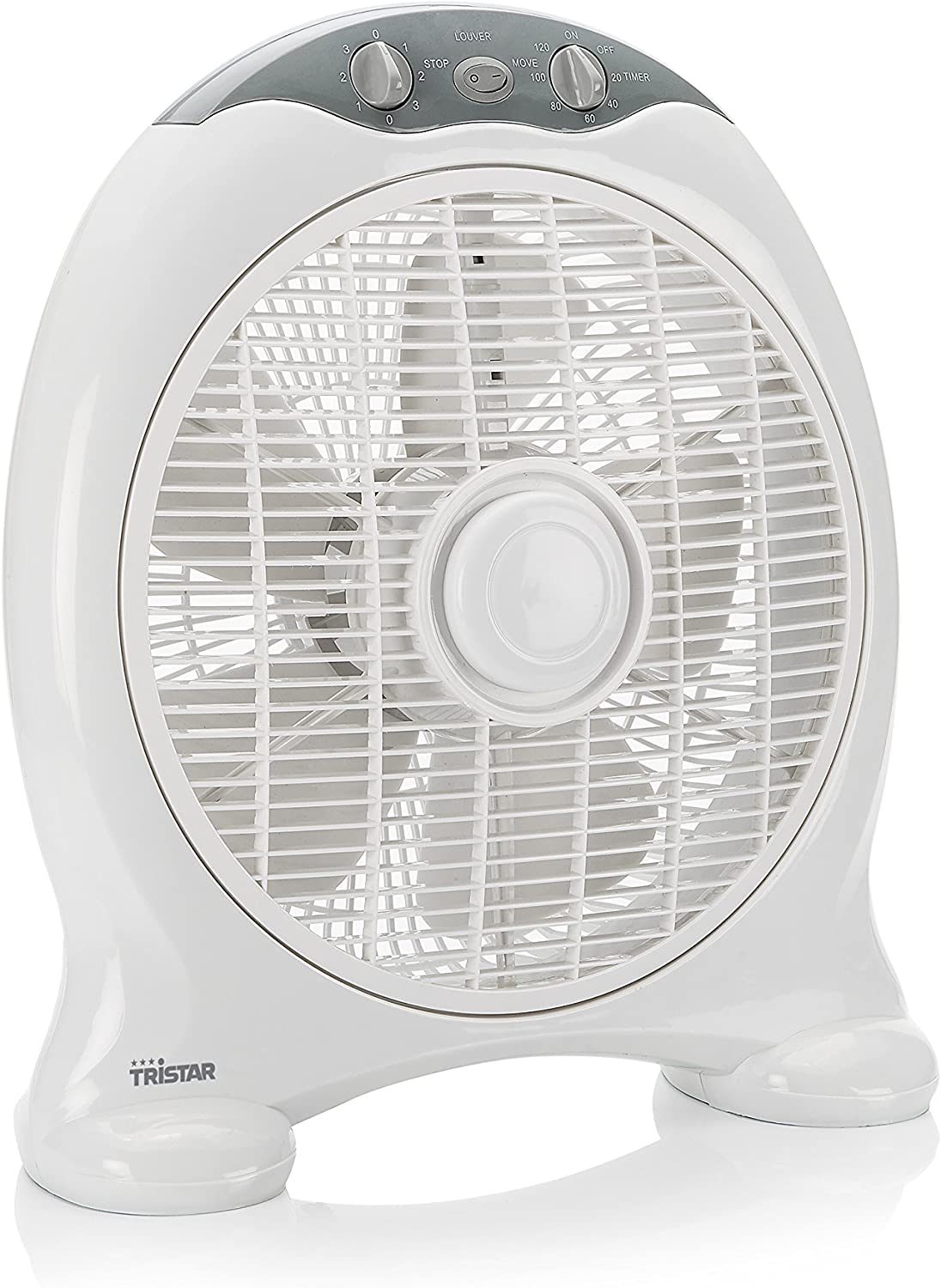 Tristar VE-5980 - Ventilador con temporizador: Amazon.es ...