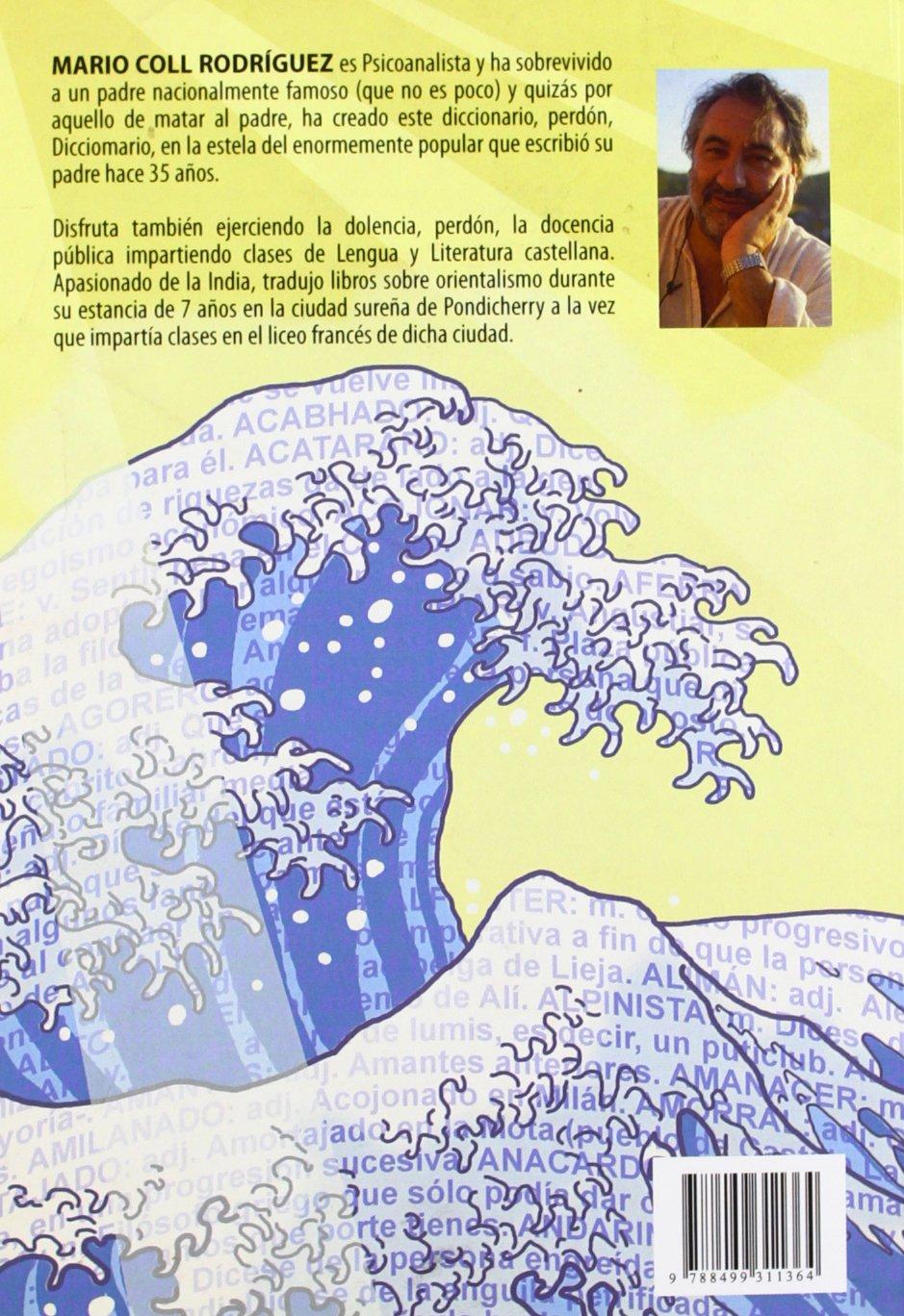 El Dicciomario (Novela, Narrativa Y Poesia): Amazon.es: Mario Coll ...