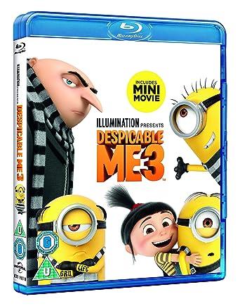 94720e98d Despicable Me 3  Blu-ray   2017   Amazon.co.uk  Kyle Balda