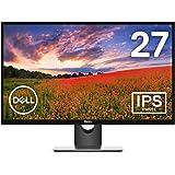 【Amazon.co.jp 限定】Dell モニター 27インチ 超広視野角&スリムベゼル/フルHD/IPS 非光沢/ブルーライト軽減/FreeSync/HDMI,D-Sub/3年保証 SE2717H