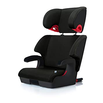 Clek Oobr High Back Booster Car Seat With Recline And Rigid Latch Drift