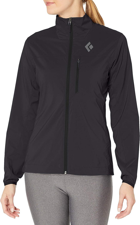 M995 Black Diamond W Alpine Start Jacket for Women womens XS Smoke