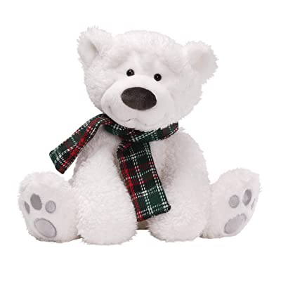 "Gund Christmas Snowsly Medium 13"" Plush: Toys & Games [5Bkhe0505386]"