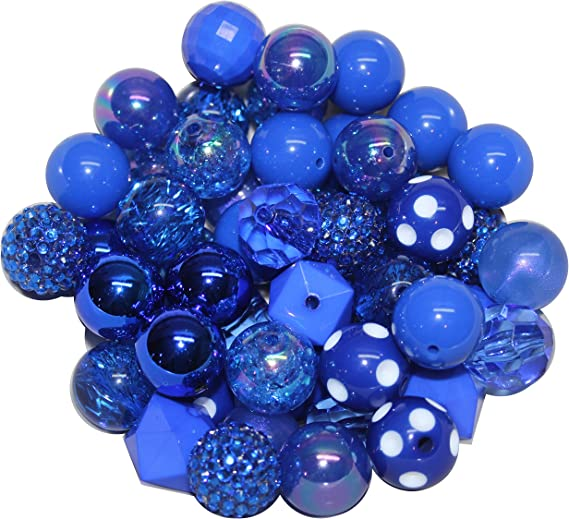 WATERCOLOR ZEBRA Bubble Gum Beads 20mm Chunky Acrylic Bubble Gum Beads Printed Beads Plastic Round Bubblegum Beads Jewelry Beads 20mm Beads