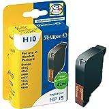 HP 15 C6615DE, Negro, Cartucho de Tinta Original, compatible con impresoras de inyección de tinta HP DeskJet 3820, 815c, 920c;OfficeJet v30, v40, v45; PSC 500, 720, 750, 760, 950: Hp: Amazon.es: Oficina y papelería
