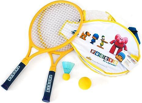Pocoyó - Set Tenis de plástico (Saica Toys 6672): Amazon.es ...
