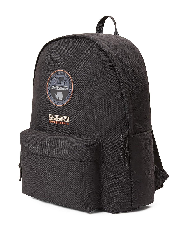 Amazon.com  Napapijri Voyage Backpack One Size Black  Shoes 69985ae0414fa