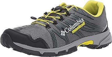 Columbia Mountain Masochist IV, Zapatillas de Trail Running para Hombre, Gris (Monument, Zour), 41 EU: Amazon.es: Zapatos y complementos