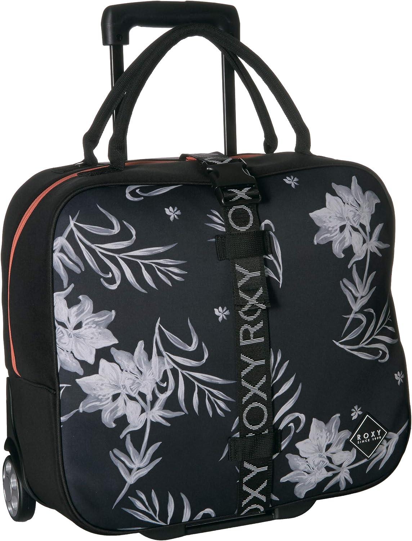 Roxy Womens Geometric Storage Wheeled Laptop Cabin Bag for Women Erjbl03161 81z8RlP2xPLSL1500_