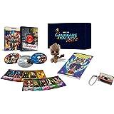 【Amazon.co.jp限定】ガーディアンズ・オブ・ギャラクシー:リミックス MovieNEXプレミアムBOX [ブルーレイ3D+ブルーレイ+DVD+デジタルコピー(クラウド対応)+MovieNEXワールド] 薄型ICカードケース付 [Blu-ray]