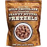 Trader Joe's Milk Chocolate covered Peanut Butter Pretzels 12 OZ (340g)