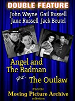 Western Double Feature - Angel and The Badman & The Outlaw [OV]