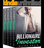 Billionaire Investor: The Complete Series Box Set (A Small Town Alpha Billionaire Romance)