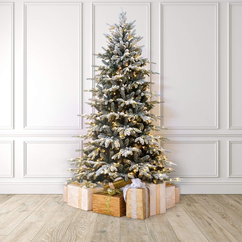 Martha Stewart Green Christmas Tree Skirt