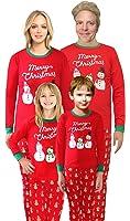 IF Family Christmas Santa Claus Pajamas Matching Sleepwear Cotton Kids PJs Pants Set
